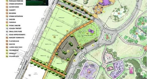 Knightdale Station Park Phase III