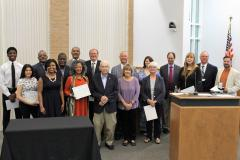 Mayor's Award Recipients