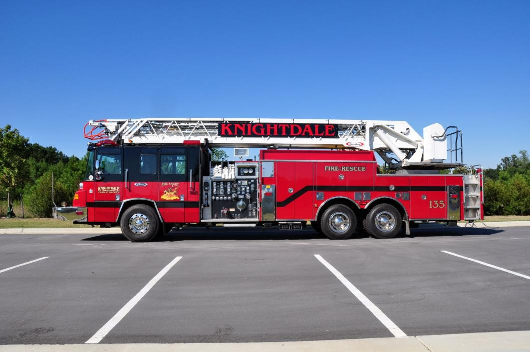 Stations And Apparatus Town Of Knightdale NC
