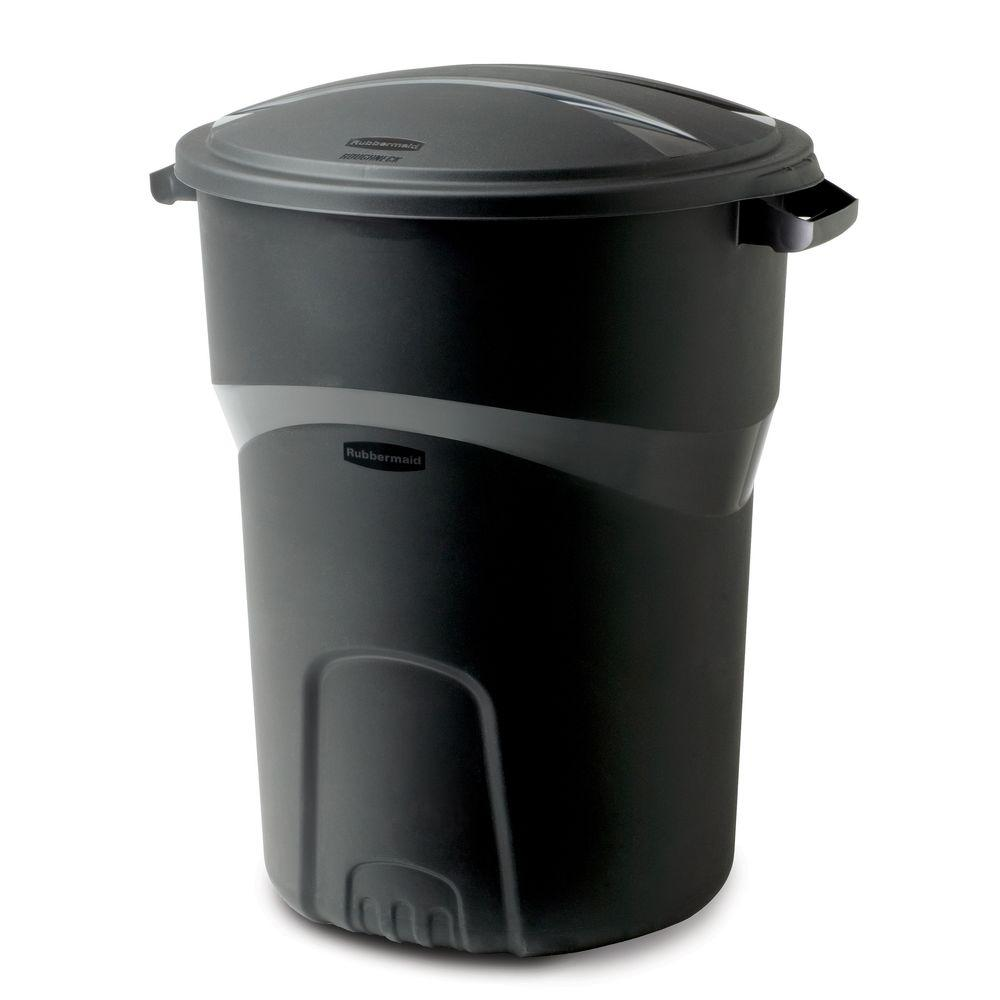 Plastic Yard Waste Container