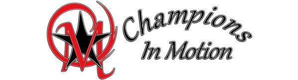 Champions in Motion Logo