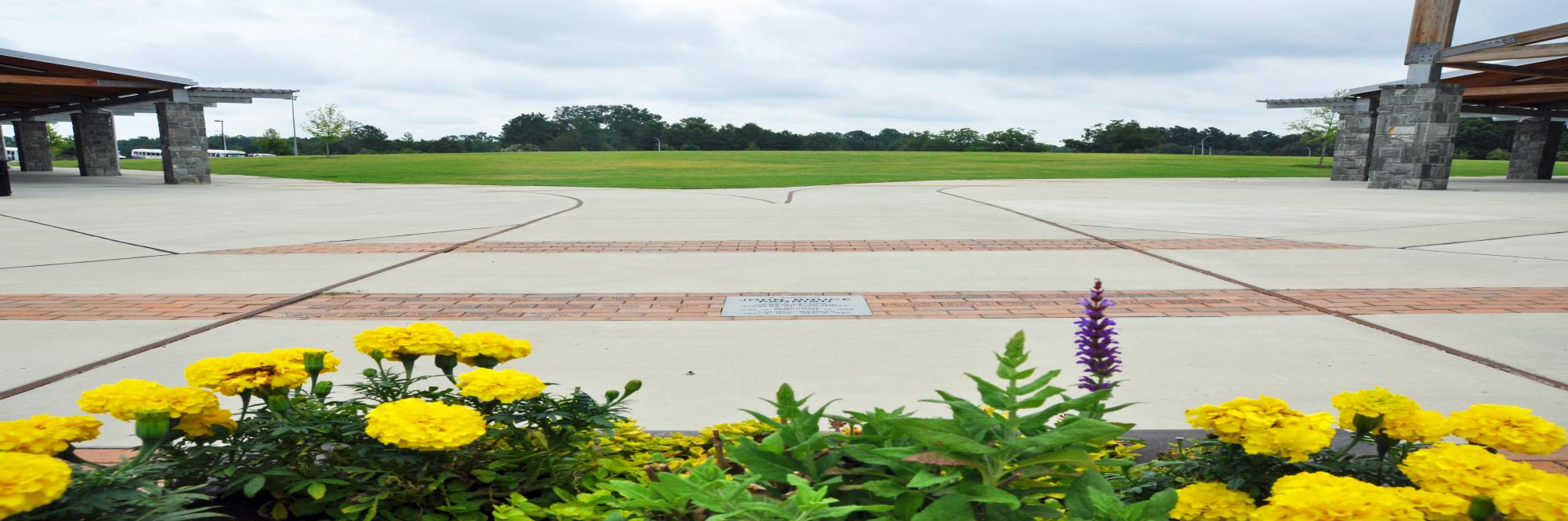 Knightdale Station Park Brick Pavers Picture